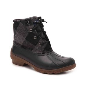 Sperry buck boots